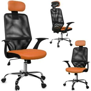 Modern Ergonomic Swivel Mesh Task Computer Office Home Gaming Chair Desk Seat
