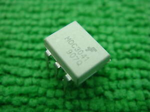 200pcs Moc3041 Zero cross Optoisolators Triac Driver Ar