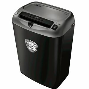 Fellowes Powershred 70s 14 sheet Strip cut Paper And Credit Card Shredder With