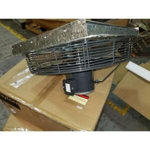 Dayton 20 Dia Shutter Mount Exhaust Fan 115 60 1 91465