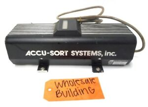 Accu sort Systems Barcode Scanner 45l