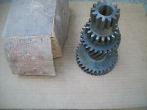 Nos Mopar 1937 38 39 40 Dodge Plymouth Truck 3 Speed Transmission Cluster Gear
