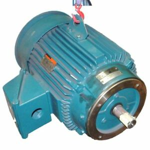 Reliance 40 Hp 1800 Rpm Tefc 460 Volt 324tsc Footless 3 Phase Motor B401067 010