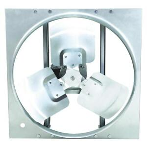 Dayton Commercial Direct Drive 24 Exhaust Fan 208 230 460 60 3 187075