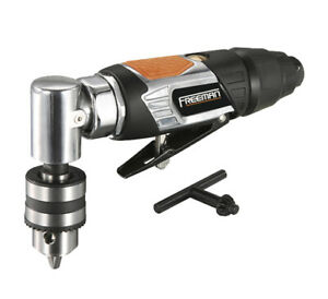 Freeman Fat38ad Pneumatic 3 8 Angle Drill