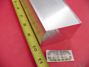 2 X 3 Aluminum 6061 T6511 Solid Flat Bar 10 Long Plate New Mill Stock 2 0 x 3