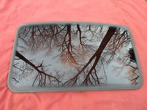 Aftermarket Webasto Solaire Model 5300 Sunroof Glass Panel Free Shipping