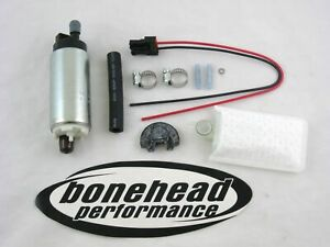 Walbro 255lph Hp Fuel Pump Kit 1993 1998 Toyota Supra Turbo 2jzgte