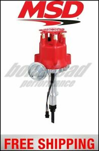 Msd Ignition Distributor Chevy In Line 6 Cyl 250 292