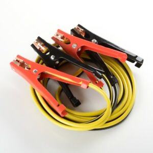 3 Ate Tools Booster Cable 12 Ft 8 Gauge Auto Jumper Jump Jumping Start Power
