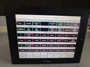 Proface Digital Electronics Touchscreen Display U17622 4 ty1 Xlnt Used Takeout