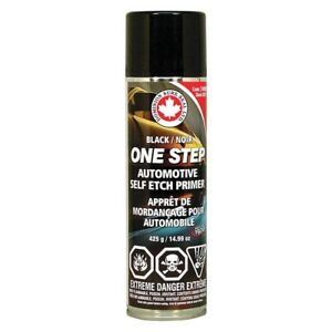 Dominion Sure Seal One Step Self Etch Primer Black 15 Oz 7202 03
