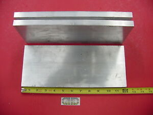3 Pieces 5 8 x 5 Aluminum 6061 Flat Bar 12 Long T6511 Solid Plate Mill Stock
