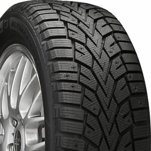 4 New 205 55 16 General Altimax Arctic 12 Studdable 55r R16 Tires 35924