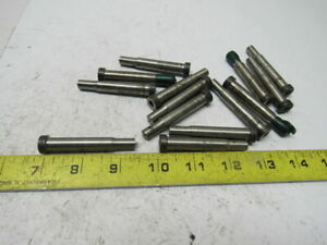 Dayton Kjx37 s250 312 Round Hole Press Fit Ejector Pin Die Punch Lot Of 14