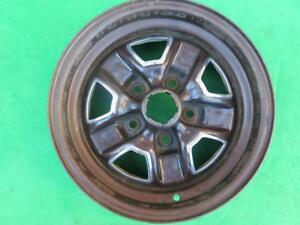 Gm Oldsmobile Rally Wheel Rim 14 X 6 Jj Nc Code 5 Slot 4 3 4 Super Stock Iii