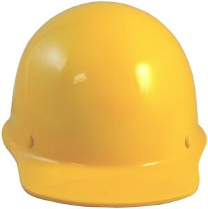 Msa Skullgard Cap Style With Staz On Suspension Yellow