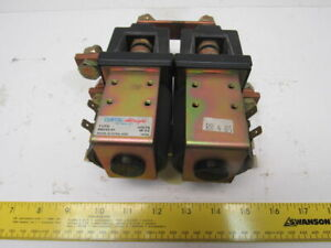 Curtis albright Sw202 41 Electric Vehicle Dc Contactor Motor Reversing 48 V