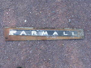 International Ih Farmall Tractor 460 560 Side Hood Panel