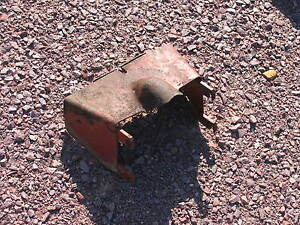 Ih International Farmall Pto Cover 806 1206 1066 186 1086