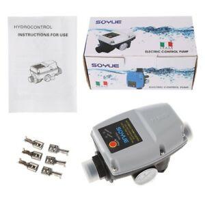 Automatic Pressure Controller Electronic Switch Control Flow For Water Pump