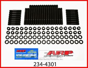 Arp Head Stud Kit 234 4301 Chromoly Fits Chevrolet Sbc 283 305 307 327 35