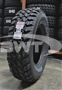 2 New Nankang Mudstar Radial Mt Mud Tires 2657516 265 75 16 26575r16