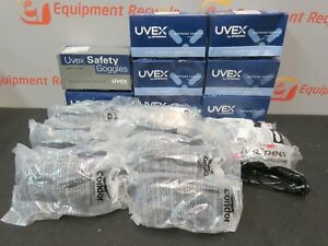 Uvex 3m Condor Safety Goggles Glasses Protective Eyewear New Lot Of 24
