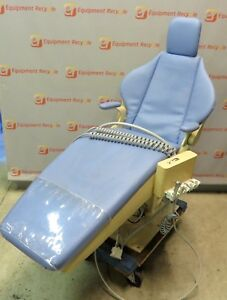 Dome Innovation Dental Exam Chair Orthodontics Patient Exam Procedure Dentist