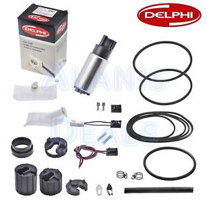 Delphi Fuel Pump Kit Del38 K4014 For Ford Lincoln Mercury Mazda Jaguar Nissan