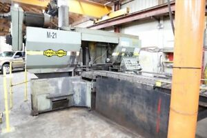Hyd mech H 26 Automatic Horizontal Band Saw B37032