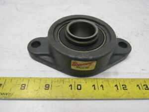 Browning Valuline 1 3 16 2 Bolt Flange Pillow Block Bearing