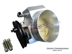 Ls 102mm Cable Throttle Body Ls1 Ls2 Ls3 Ls6 Engines Polished