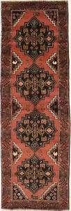 Beautiful S Antique Runner Tribal Balouch Persian Rug Oriental Area Carpet 3x10