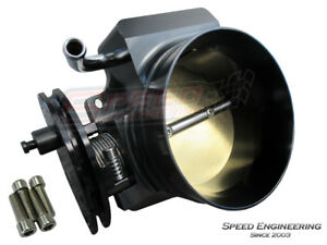 Ls 102mm Cable Throttle Body Ls1 Ls2 Ls3 Ls6 Engines Black
