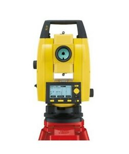 Leica Builder 209 9 Second Reflectorless Total Station