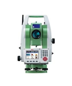 Leica Flexline Ts09 Plus 5 Second Reflectorless Total Station With Bluetooth