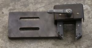 Extended Reach Twin Disc Cutting Head For Kwik Way 102 Snap On Brake Lathe