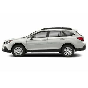 Painted Body Side Moldings Trim Mouldings For Subaru Outback 2010 2018