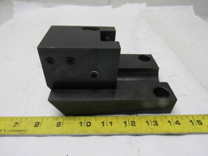1 1 8 Square Shank Cnc Turret Turning Center Tool Holder