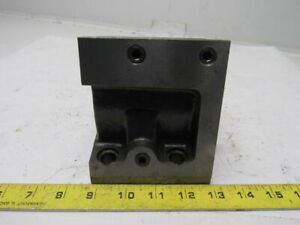 15 40mm Square Shank Angled Cnc Turret Tool Holder Block