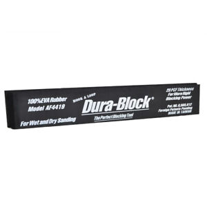 Dura Block Af4419 Auto Body 16 5 Full Size Hook And Loop Sanding Block