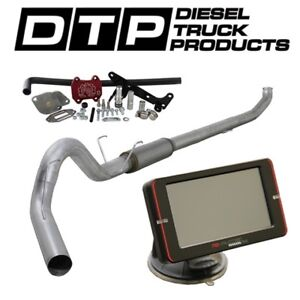 Raceme Ultra 5 Exhaust Dpf Delete For Dodge Cummins Diesel 6 7 07 17 Egr