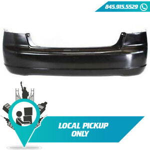 Local Pickup 2001 2003 Fits Honda Civic Rear Bumper Cover Primed Ho1100200