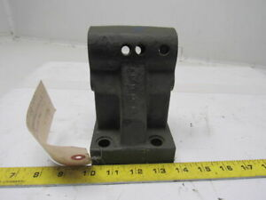 1593 651 08 00 1 1 4 Right Offset Bore Cnc Turret Tool Holder Block