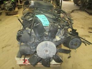 Engine 8 318 5 2l Gasoline Vin Y 8th Digit Fits 98 03 Dodge 1500 Van 381081