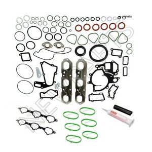 For Porsche 911 Engine Gasket Set W Intake Gaskets Sealing Compound Kit