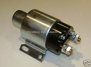 121904c1 A43846 Diesel Tractor Starter Solenoid For Case 970 1070 1170 1270 1370