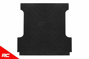Rough Country Rcm655 Truck Bed Mat With Rc Logo 2017 Ford F 250 F 350 Super Duty