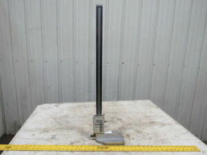 Fowler Z height e Di Electronic Height Gage Gauge Fowler 2 24